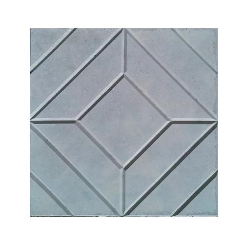 Плитка «Квадрат Ромб» Размер: 250х250х25;