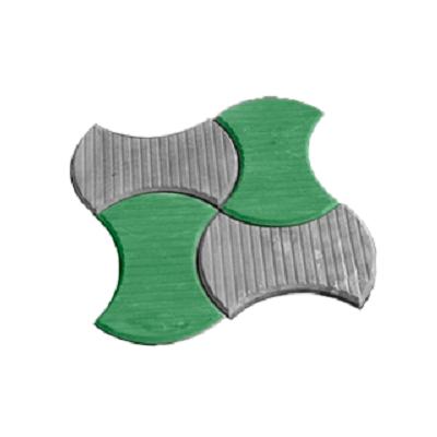 Плитка «Мелинда-Пазл» Размер: 240x170x60;
