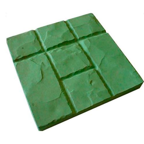 Плитка «Квадрат Лава» Размер: 300х300х30;